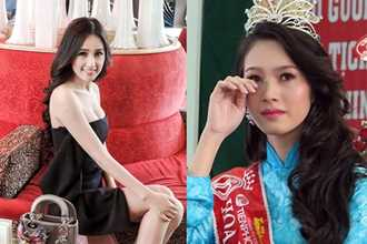 Điểm danh những Hoa hậu Việt