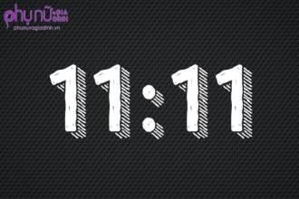Ý nghĩa của việc thường xuyên thức giấc vào lúc 11 giờ 11 phút