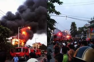 3 người phụ nữ thương vong trong căn nhà cháy ở quận 9