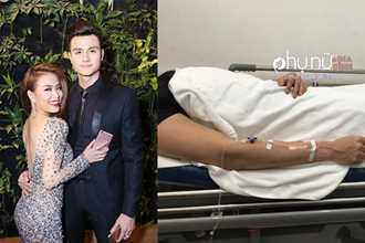 Sau khi dự sự kiện với Hoàng Thùy Linh, siêu mẫu Vĩnh Thụy bất ngờ nhập viện