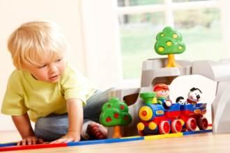 Hãy cho trẻ nhỏ chơi những trò này lớn lên bé thông minh hơn thần đồng
