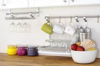 Mẹo hay giúp các bạn làm sạch đồ dùng trong gian bếp của bạn