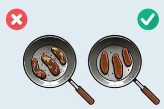 Mẹo vặt đơn giản khi nấu ăn các bà nội trợ ít để ý