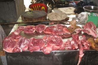 Nhận biết thịt lợn và cá có chứa độc tố bằng mắt thường