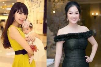 Tuyệt chiêu giảm cân sau sinh thần tốc của 5 bà mẹ showbiz