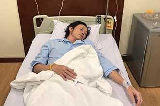 Hoài Linh nhập viện cấp cứu vì ngộ độc thức ăn