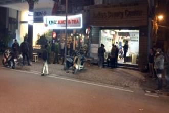 Nổ súng trên phố Phan Bội Châu, Hà Nội
