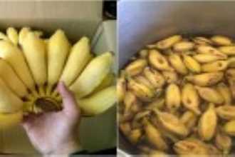 Chỉ với 6 quả chuối, bạn sẽ giảm 3kg mỡ thừa sau 10 ngày chẳng cần ăn kiêng, gập bụng để tự tin đón Tết