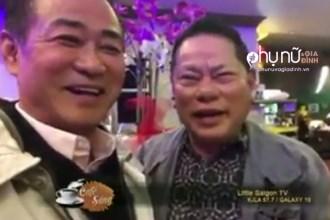 Hoàng Kiều tiết lộ sốc cho MC truyền hình ở Mỹ về 'chuyện ấy' ở tuổi 72