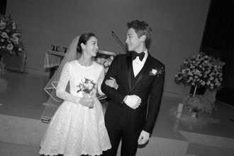 Kim Tae Hee - Bi Rain giàu có chỉ chi 1.100 USD cho lễ cưới