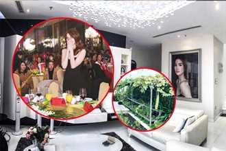 Rao bán căn hộ giá 17 tỉ, Ngọc Trinh sắp sang Mỹ ở với tỷ phú Hoàng Kiều?