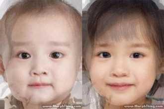 Đây liệu có thể là chân dung quý tử và ái nữ nhà Kim Tae Hee và Bi Rain?
