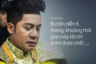Minh Nhí: Tủi nhục và thèm được chết khi bị
