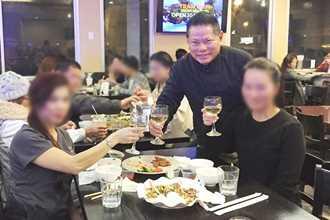 Tỷ phú Hoàng Kiều 72 tuổi lộ clip