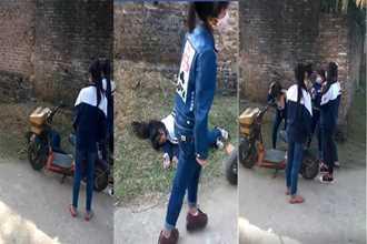 Nữ sinh dùng gạch đập vào đầu bạn ở Bắc Giang: Do mâu thuẫn trên facebook