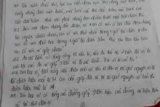 Cô giáo giao 105 bài tập dịp Tết: Để học sinh đỡ đi chơi