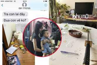 Sốc: Phi Thanh Vân kể chuyện chồng mang kiếm đến nhà đòi con