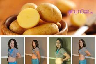 Giảm cân sau Tết: Ăn khoai tây kiểu này, giảm 5kg chỉ trong 3 ngày