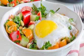 Nếu muốn điều kì diệu này xảy ra: Hãy ăn ít nhất một loại rau vào mỗi sáng!
