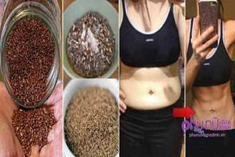 Thêm 2 muỗng bột này vào thức ăn 3 ngày, cơ thể hết ký sinh trùng và giảm cân 'như điên'