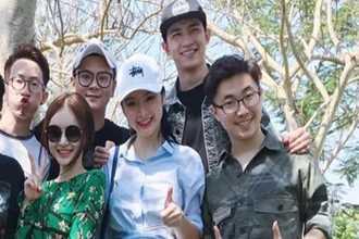 Angela Phương Trinh đi nghỉ cuối tuần cùng Võ Cảnh