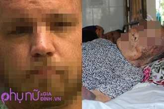 Sốc: Gã thanh niên 8x hiếp dâm bà cụ 94 tuổi bị mù nằm liệt giường