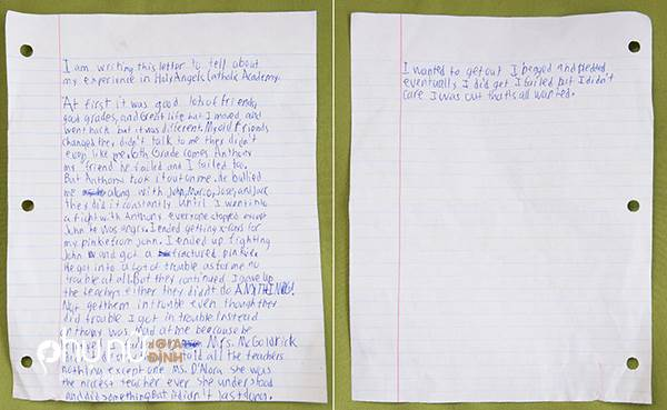 Lá thư trước lúc treo cổ của cậu bé 13 tuổi gây 'rúng động' toàn nước Mỹ - Ảnh 3