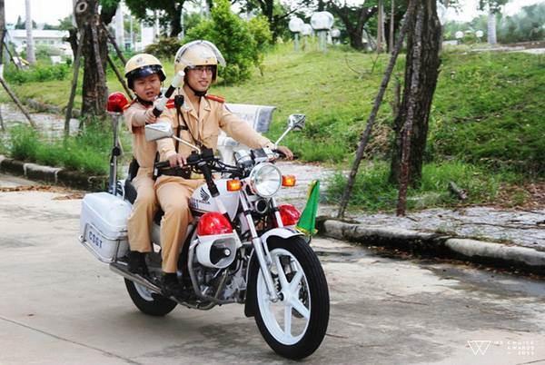 Cậu bé ung thư mơ ước làm CSGT ở Đà Nẵng đã qua đời - Ảnh 2