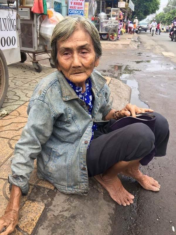 Cụ già 81 tuổi bị con chối bỏ, 'có miếng ăn qua ngày là cả niềm ước ao' được dân mạng giúp đỡ - Ảnh 1