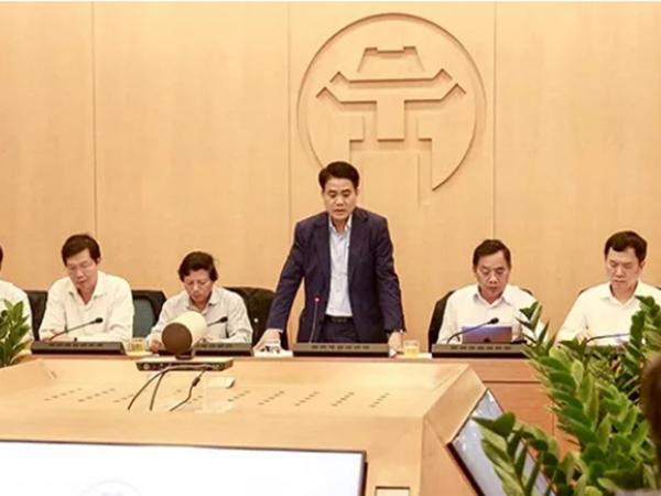 """Chủ tịch Hà Nội: """"Tình hình hiện nay là nguy hiểm và hết sức phức tạp"""""""