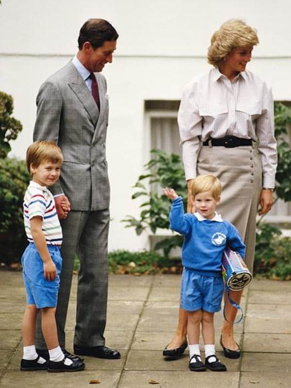 Khoảnh khắc ngày đầu tới trường của những công chúa, hoàng tử bé - Ảnh 3
