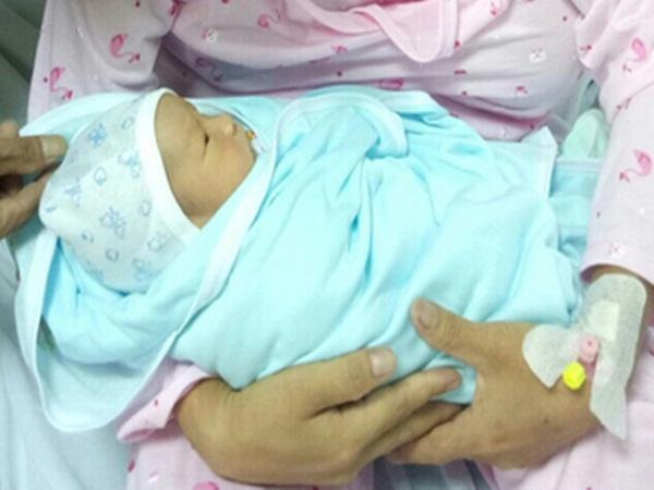 Cô gái Vĩnh Phúc từ chối điều trị ung thư để sinh con đầu lòng