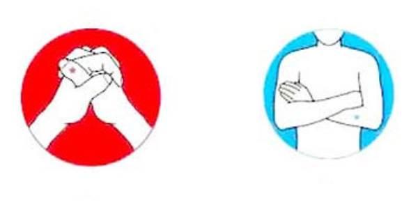 Cách chắp tay cho biết bạn có phải người hoang phí - Ảnh 2