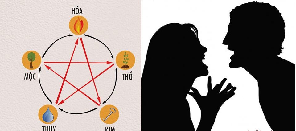 Vợ chồng phạm cung ngũ quỷ ảnh hưởng rất lớn đến cuộc sống gia đình