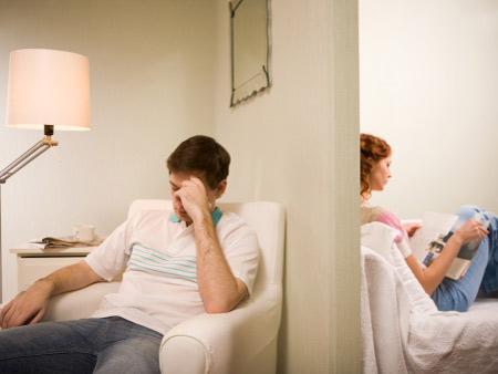 Rất khó để có được cuộc sống viên mãn khi vợ chồng phạm cung ngũ quỷ