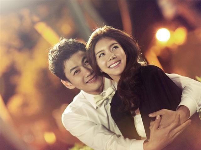 Vợ chồng sống hạnh phúc sau kết hôn