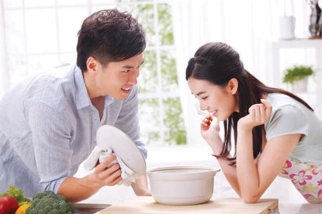 Tránh trách móc hay chê bai khi chồng lười làm việc nhà