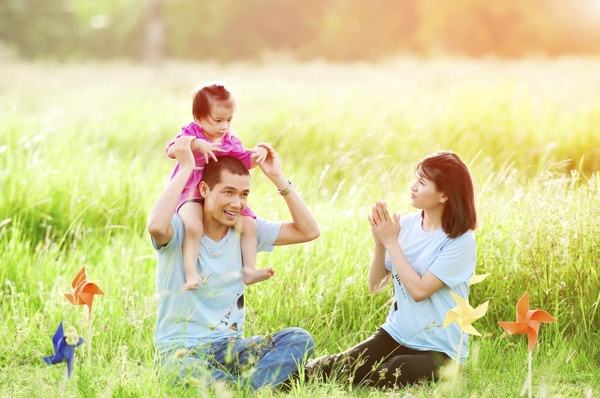 Mối nhân duyên cha mẹ và con cái