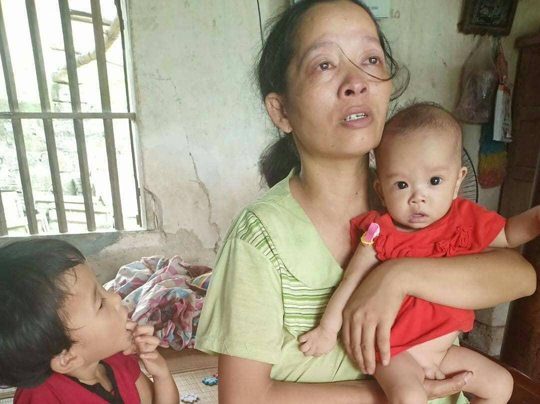 Lời cầu cứu xé lòng của cặp vợ chồng có hai con bị suy dinh dưỡng nặng vì mắc bệnh hiểm nghèo