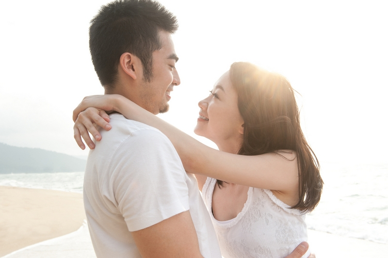 Loan nghĩ mình hạnh phúc vì lấy được người chồng tốt