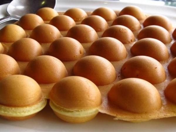 Cách làm bánh trứng gà non tại nhà, thơm ngon như mua ở Hong Kong