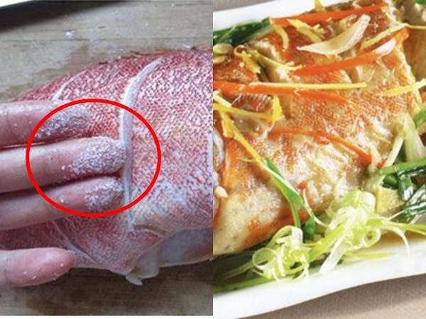 Cá hấp bị tanh, bở thịt là do bạn đã bỏ qua bước cực quan trọng này khi chế biến