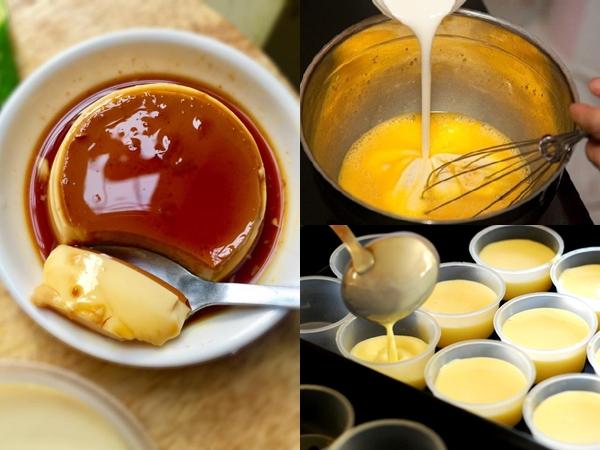 Tự làm caramen ngon - bổ - rẻ tại nhà, món ăn vặt yêu thích của trẻ nhỏ