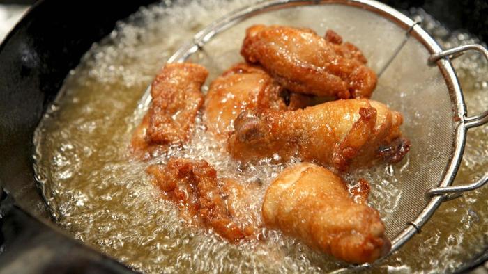 Đổi khẩu vị với món gà rán tẩm bột, đảm bảo bé nào cũng mê tít - Ảnh 5