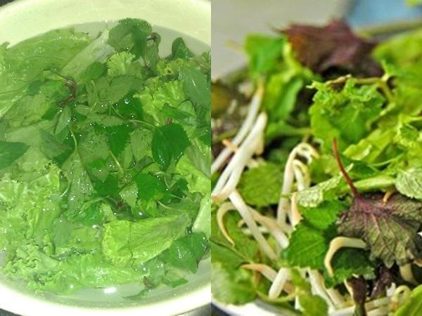 Không phải ngâm nước muối, đây mới là cách rửa rau sống sạch mầm bệnh, giảm đến 90% vi khuẩn