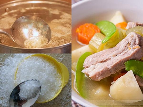 Sai lầm tai hại khi hầm xương khiến món ăn mất chất, kém ngọt, rước độc tố vào người