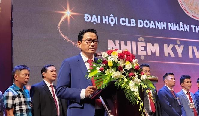 Câu lạc bộ Doanh nhân Thanh Hoá tại TP.HCM kỷ niệm 10 năm thành lập và ra mắt Ban chấp hành mới - Ảnh 5