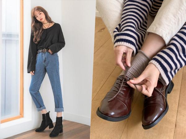 Chẳng cần đến đôi cao gót chông chênh, cứ đi 3 kiểu giày này, chân tự khắc thon dài miên man như người mẫu