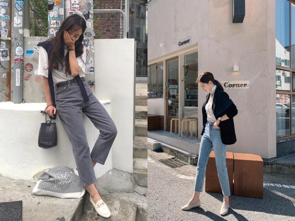 3 kiểu quần jeans hot nhất mùa hè 2020, phụ nữ cứ mặc lên là chân dài miên man, lại thời thượng hết nấc