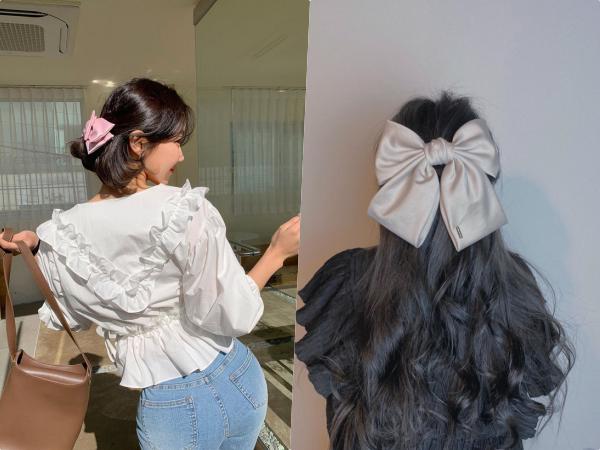 3 kiểu tóc buộc nơ đang là 'hot-trend', phái đẹp nên học ngay để trông điệu đà, xinh xắn cuốn hút mọi ánh nhìn